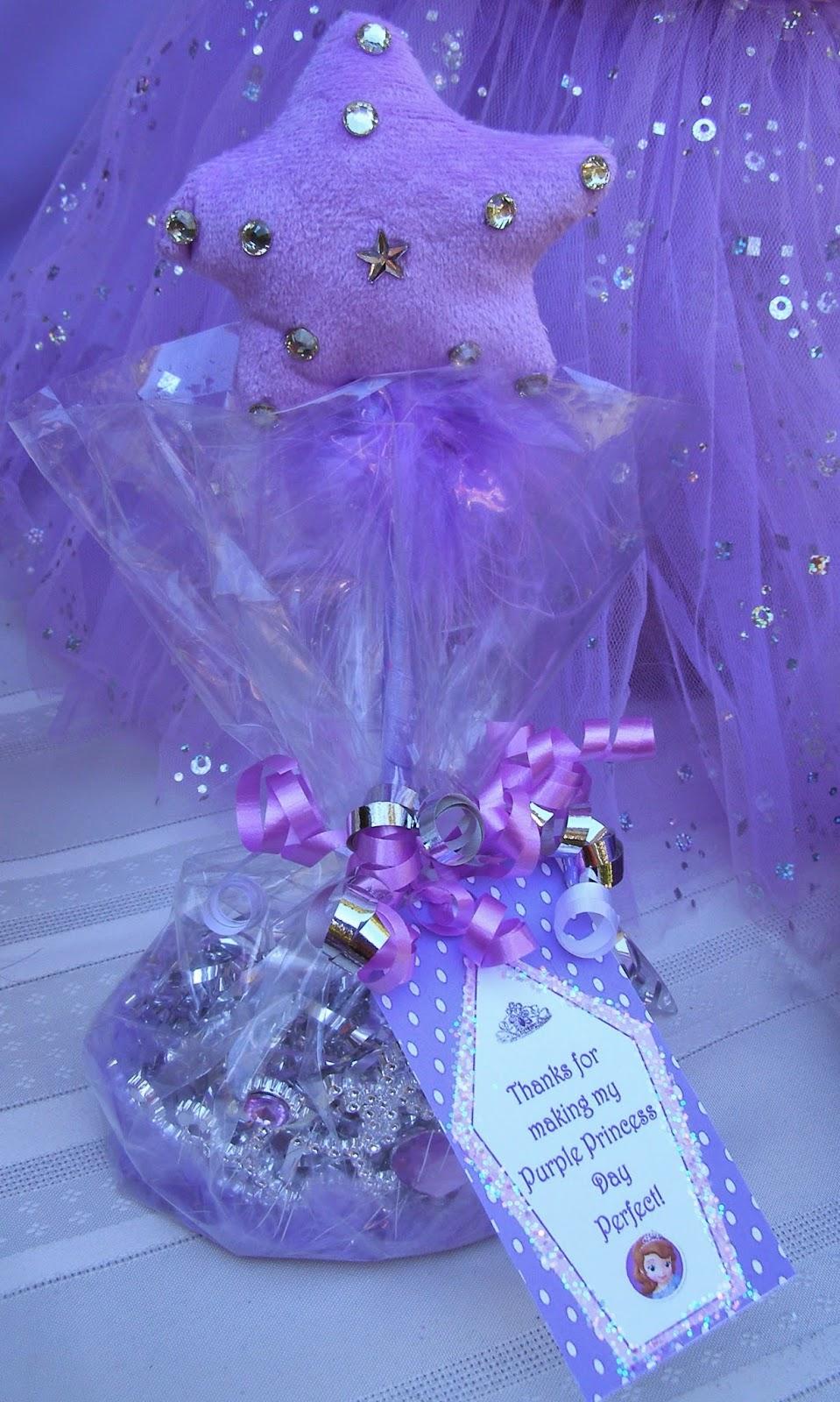 Purple Princess The Princess Bi...