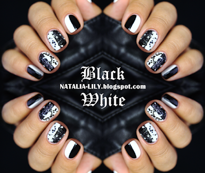http://natalia-lily.blogspot.com/2015/08/black-white-nails-with-golden-rose-rich.html