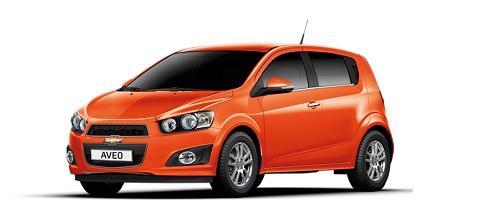 Daftar Harga Mobil Chevrolet Seri Chevrolet All-New Aveo Terbaru