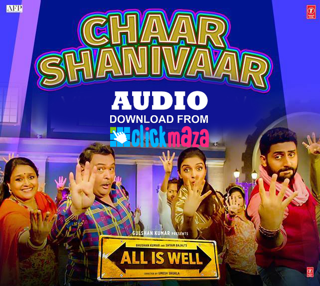 Hafte mein chaar shanivar song download pagalworld