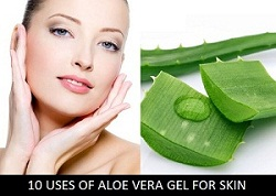 10 Benefits and uses of Aloe Vera gel for skin