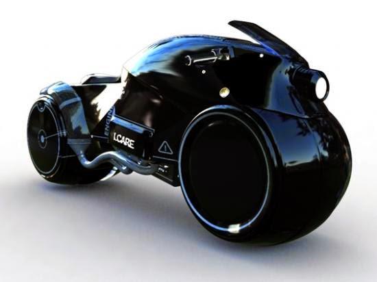 I.Care Bike Concept