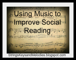 classical music, music and behaviors, music benefits, music therapy, social reading, social reading skills, strings keys and melodies
