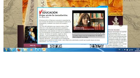 La Vuelta a clases tras las inundaciones en La Plata