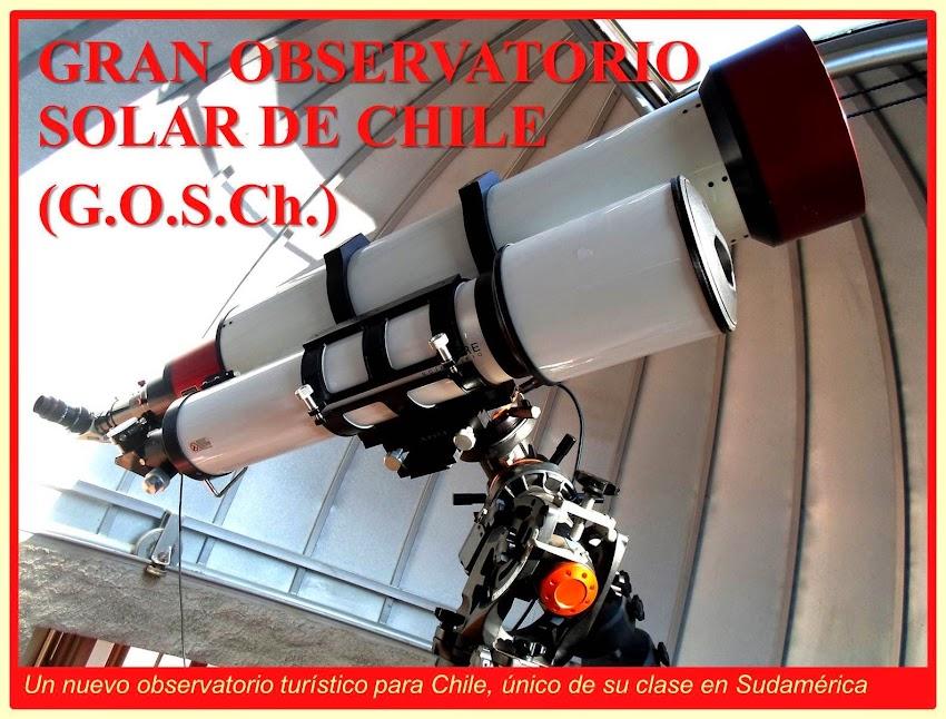 Grand Observatoire Solaire du Chili