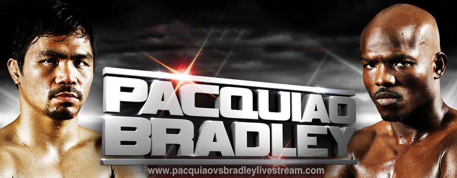 Pacquiao vs Bradley Live Stream