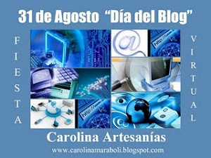 "FIESTA VIRTUAL ""Dia del BLOG"""