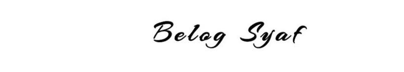 Belog Syaf