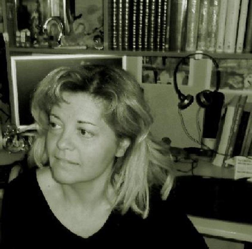 La escritora alcarreña