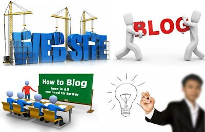 Make Money Online With A Website or Blog