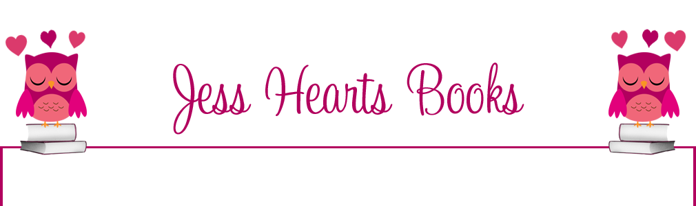 Jess Hearts Books