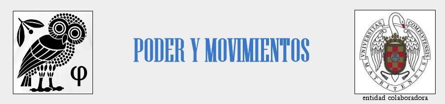 <center>PODER Y MOVIMIENTOS </center>
