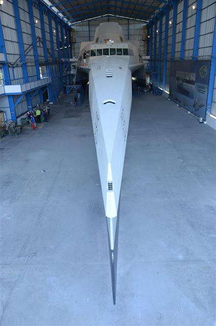 Kapal Timaran - KRI Klewang 625