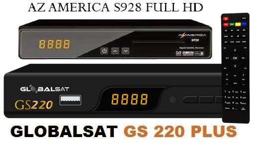 globalsat - ATUALIZAÇÃO AZAMERICA S928 TRANSFORMADO EM GLOBALSAT GS 220 KEYS 30W E 61W 24.02/2015 Receptor_digital_globalsat_gs_220_hd_21273_550x550__19136_zoom%2BCLUBE%2BAZBOX