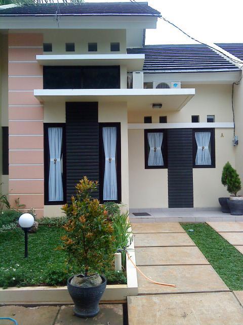 perumahan di banjaran residence depok tipe unit