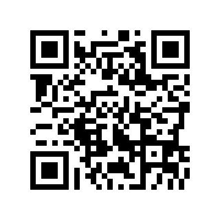My Blog's QR Code.