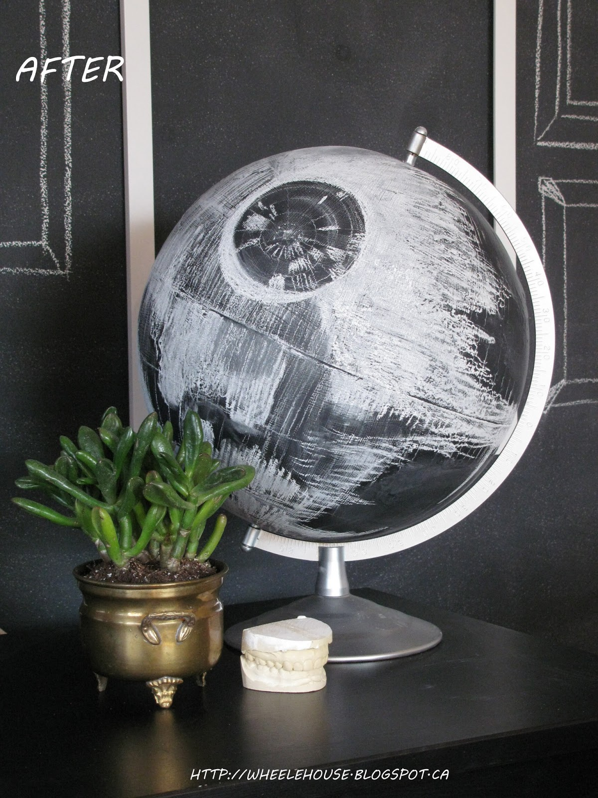 Inspired with pinterest star wars craft projects for Star wars arts and crafts