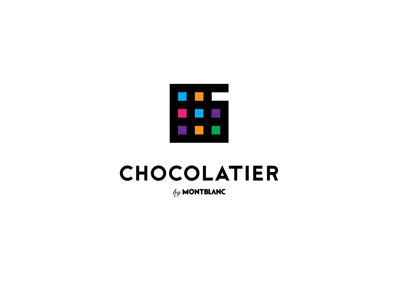 L chocolatier logo