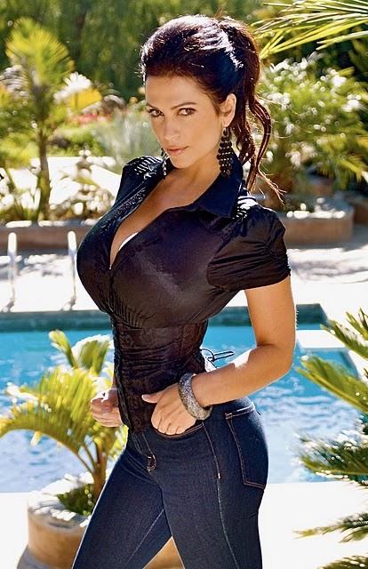 images of denise milani