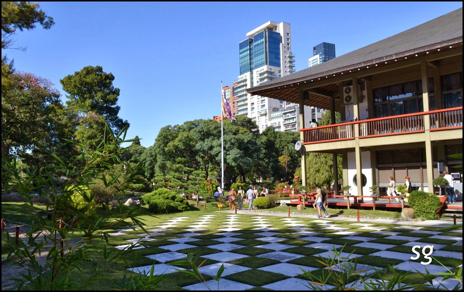 El rutero jard n japones for Jardin japones horarios
