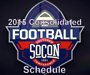 2015 SoCon Consolidated FB Schedule