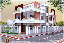 North Indian House Design