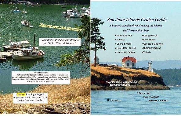 San Juan Island's Cruise Guide - updated for 2019
