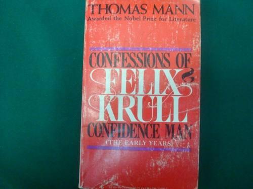 confessions of felix krull pdf