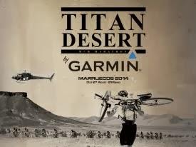 Titan Desert Race