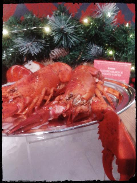 lobster lobster ravioli