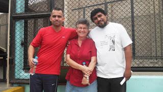 Misionera de la misericordia en Perú