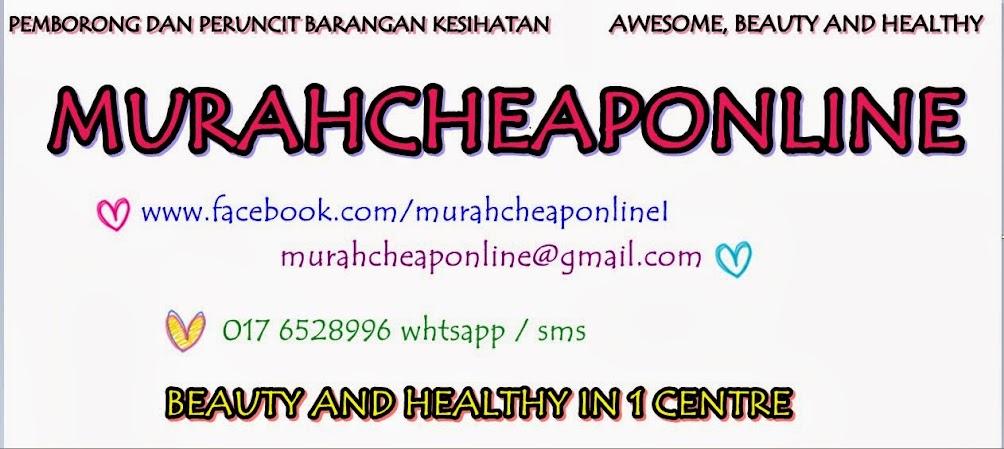 murahcheaponline I AWESOME, BEAUTY AND HEALTHY