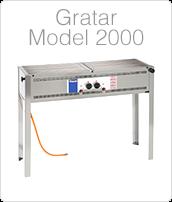 Gratar Model 2000