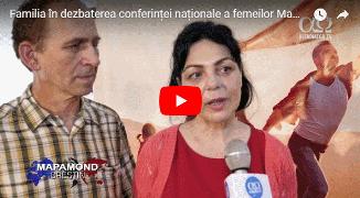 Alfa Omega TV: Familia în dezbaterea conferinței naționale a femeilor Mamaia 2018