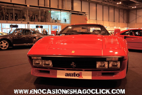 Ferrari GTO en Madrid Motor Days