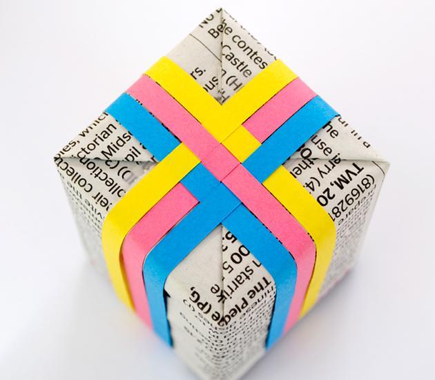 Manualidades para regalar bonito papel de regalo - Papel de regalo original ...
