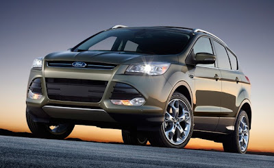 2013 Ford Escape Specs