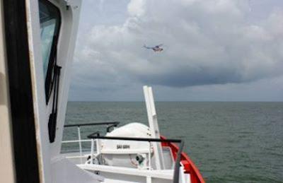 Chìm xuồng trên biển Cần Giờ, một thanh niên chọn cái chết để nhường áo phao cho phụ nữ