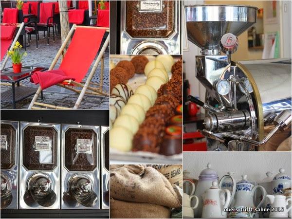 Kaffeerösterei und Kaffee in Weimar