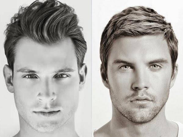 Cortes de cabelo para rosto redondo masculino