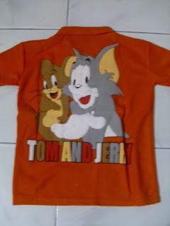 Kaos Krah Tom and Jerry