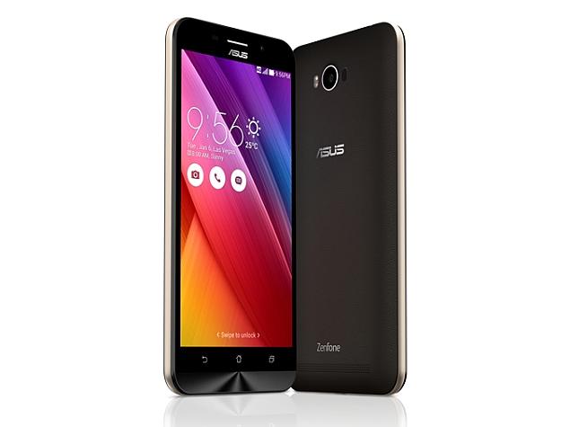ZenFone Max, Smartphone Dengan Baterai 5000mAh dari Asus