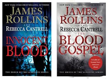 blood gospel and innocent blood combo