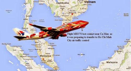 Mewaspadai Aksi Intelijen AS dalam Hilangnya Pesawat MAS