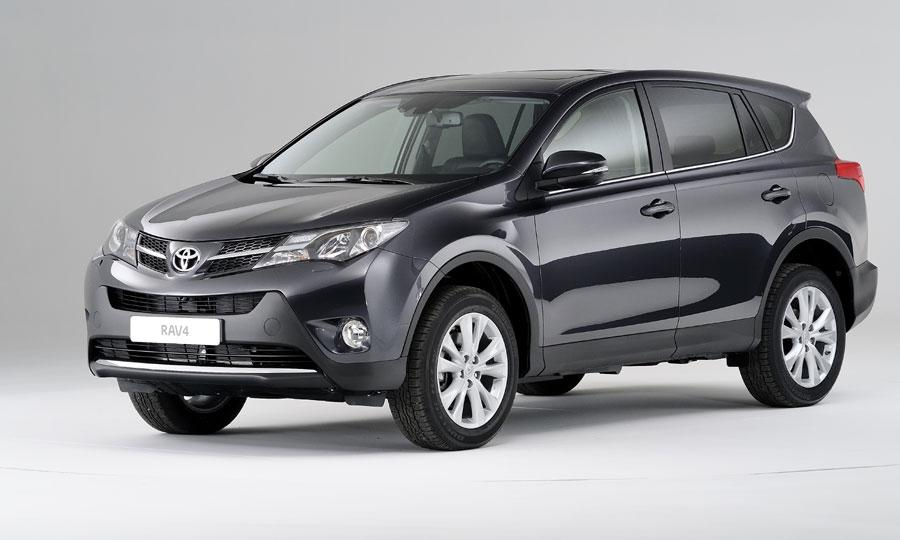 2013 Toyota RAV4 Solid, Spacious Choice