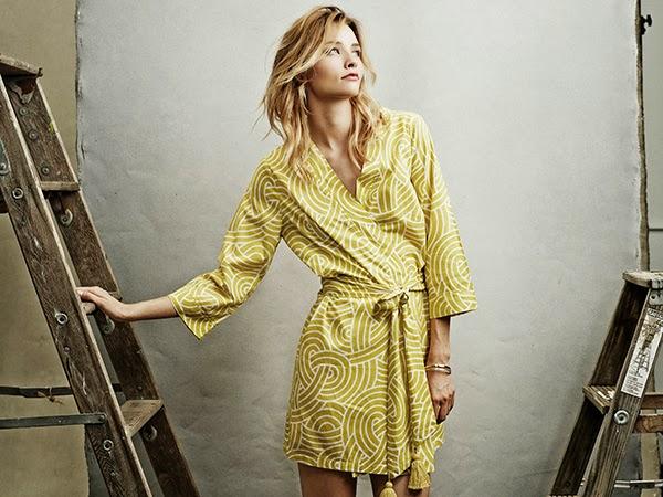 Lilou Short Robe
