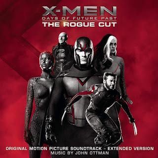 X-Men Days of Future Past Rogue Cut Extended Version Soundtrack by John Ottman