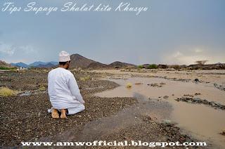 Permalink to TIPS ISLAM:TIPS SUPAYA SHALAT KITA KHUSYU