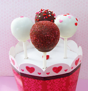 Cake Pops Garland Tx