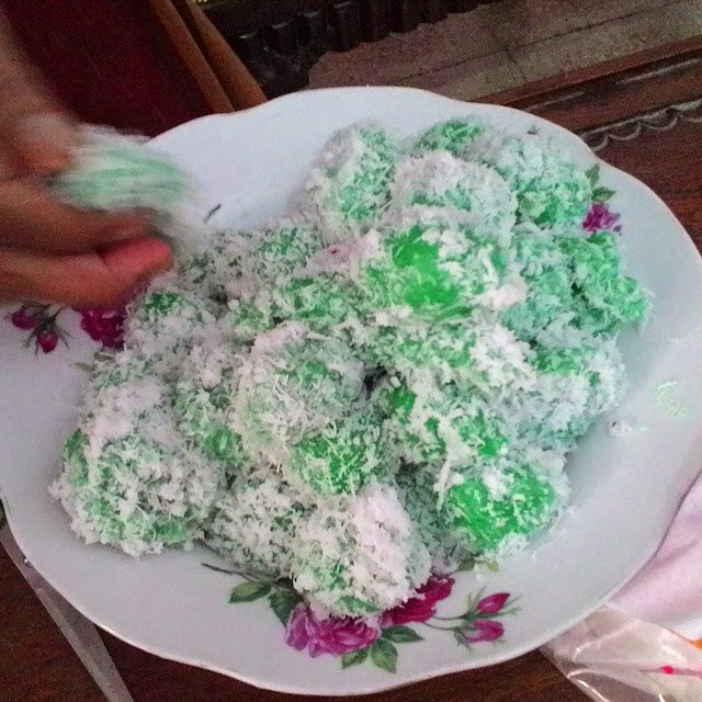 Membuat Klepon Kentan